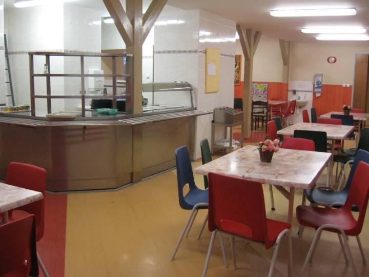 Školní jídelna Broumov